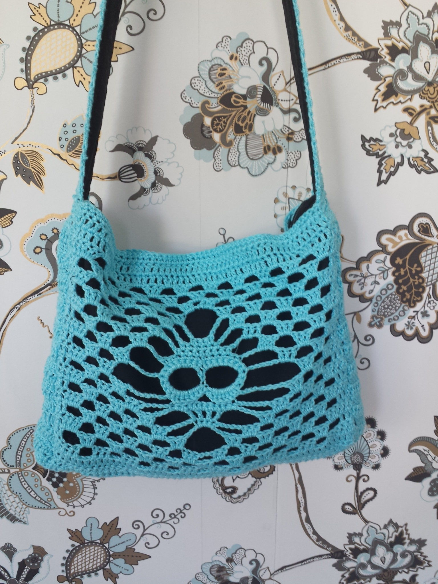 Lace Skull Bag Stitches And Supper